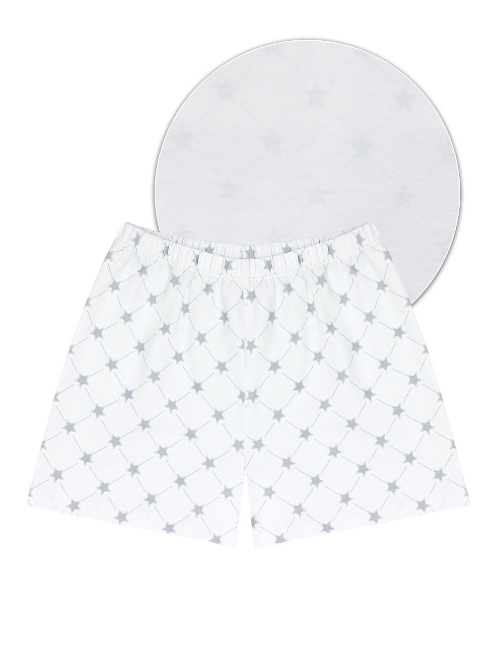 Пижама детская KETMIN Облачко цв.Белый со звездами
