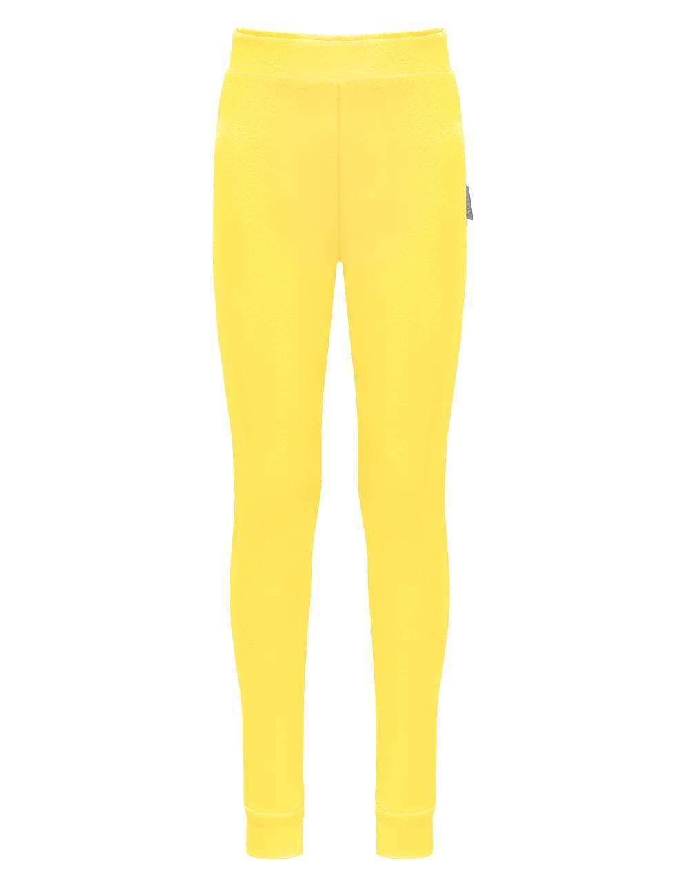 Легинсы для девочки KETMIN цв.Лимон
