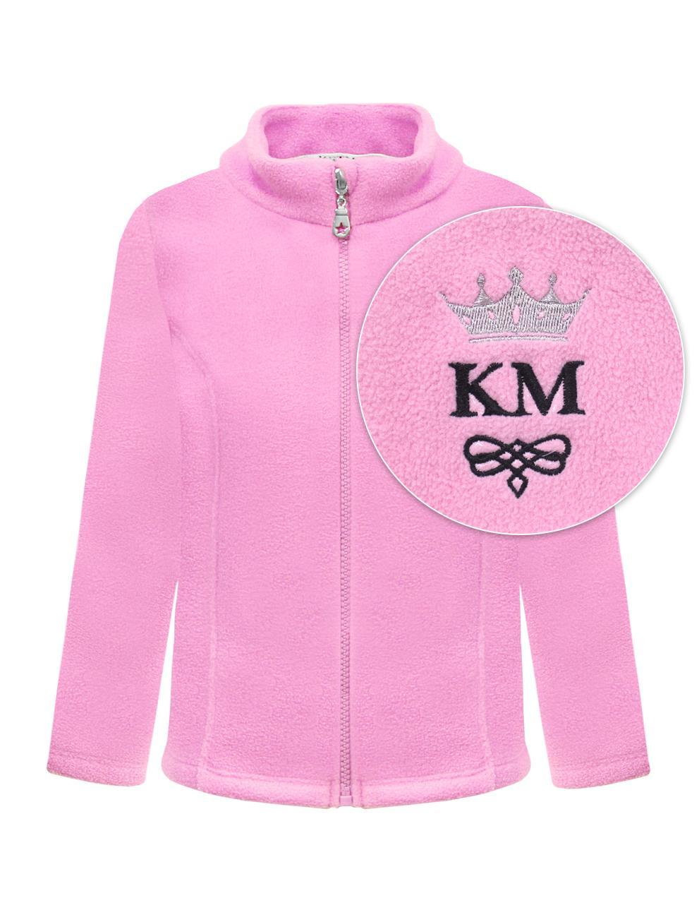 Флисовый костюм детский KETMIN Princess цв.Розовый