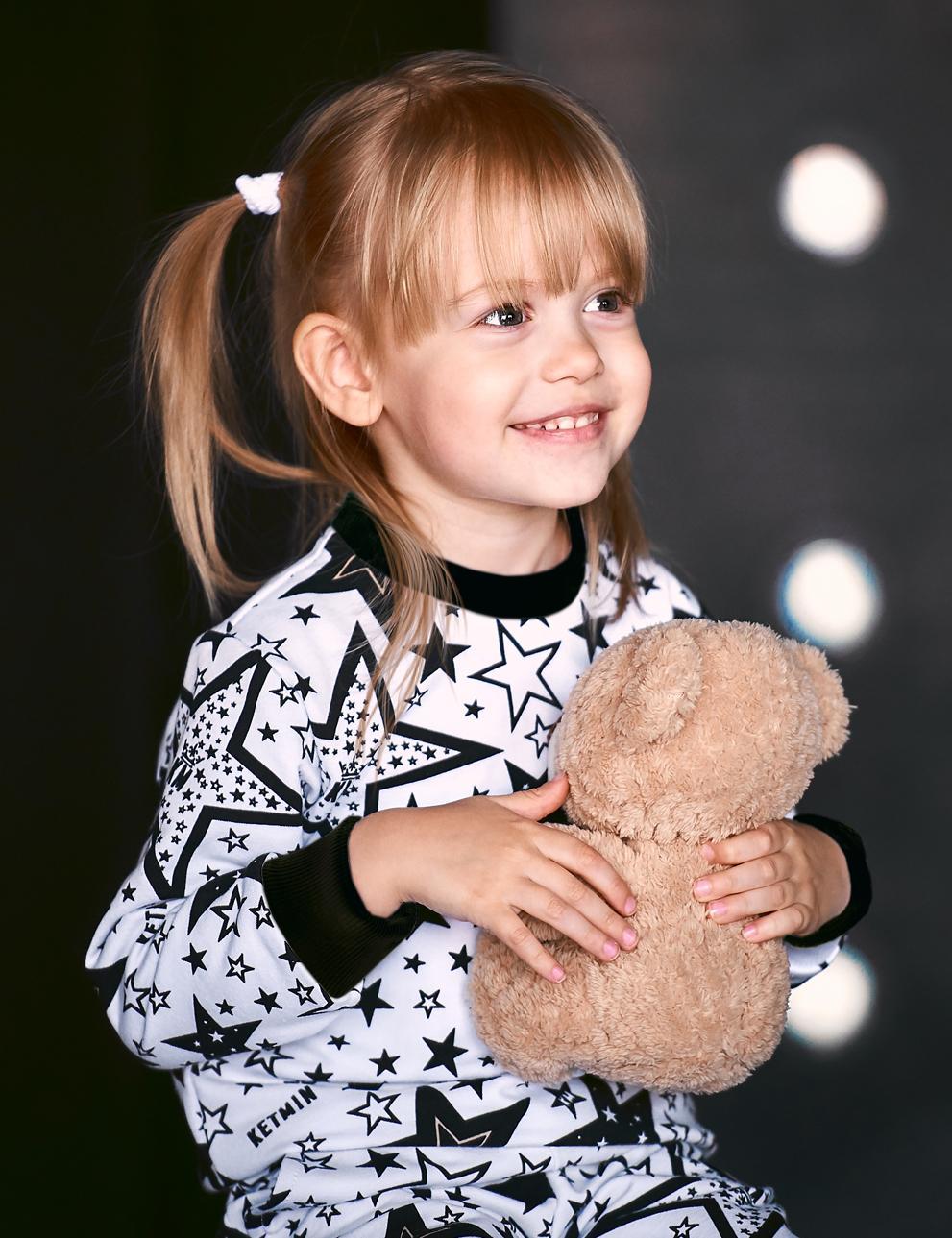 Свитшот детский KETMIN STAR KM цв.Белый