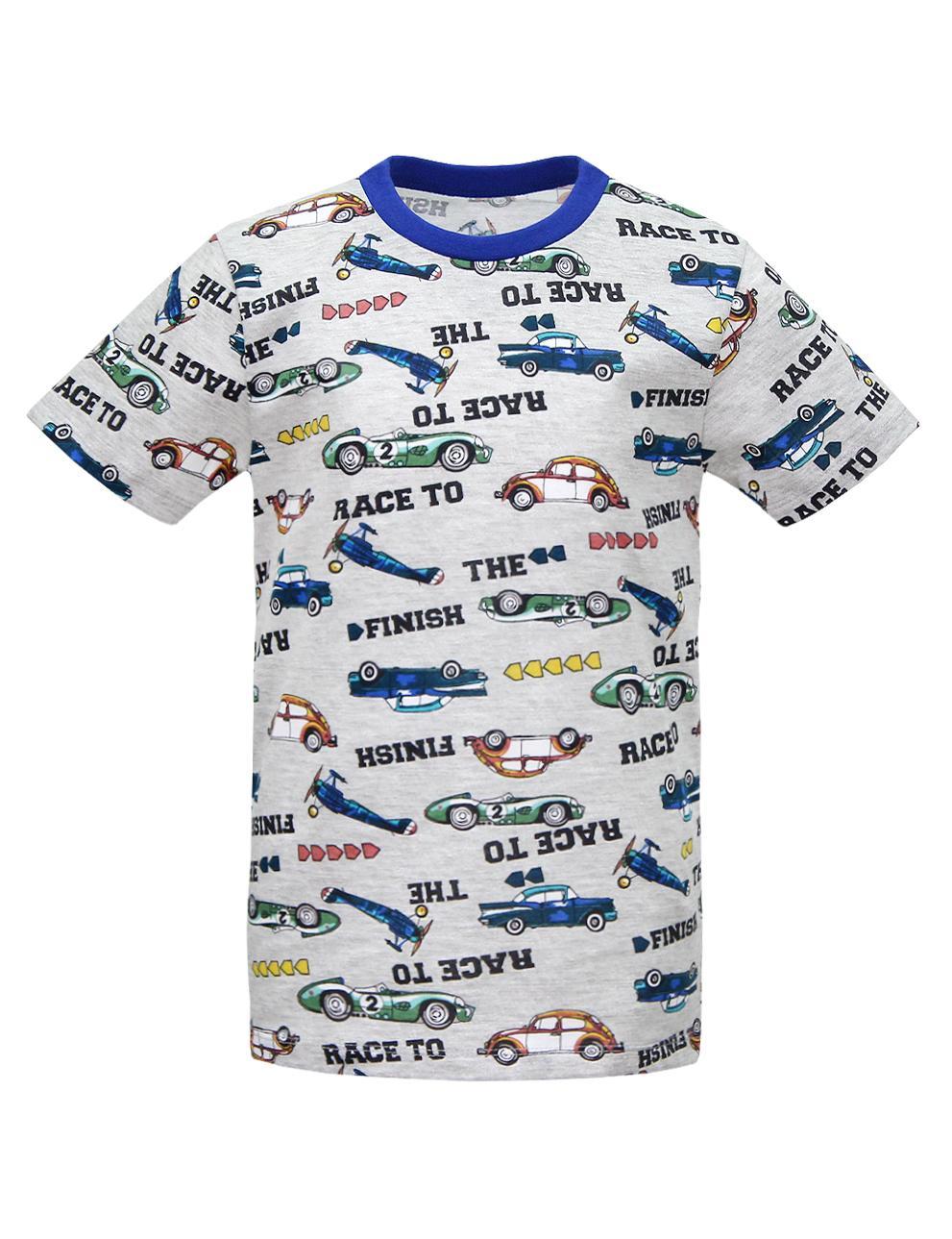 Детская футболка KETMIN HOME Машинки