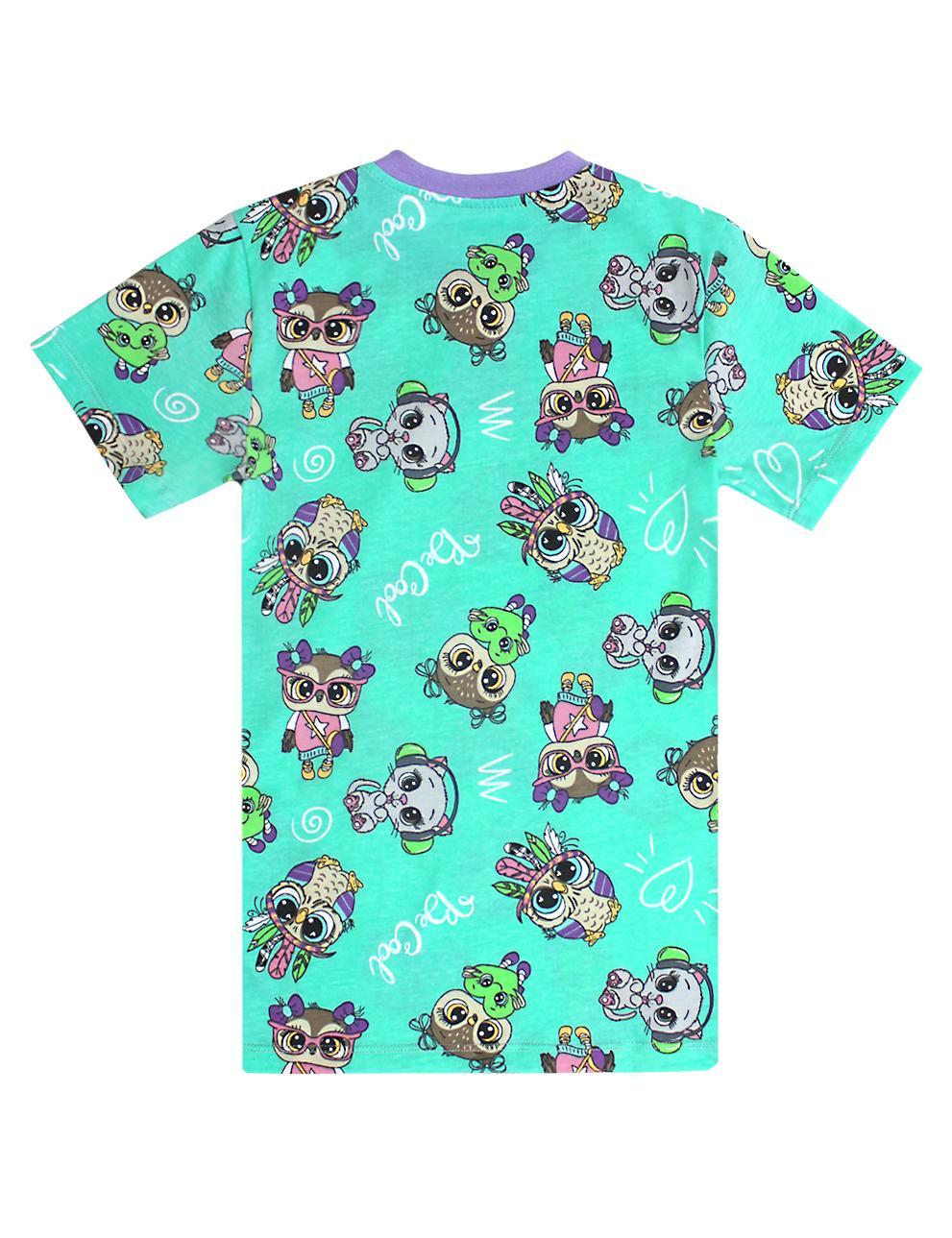Детская футболка KETMIN HOME Совушечки