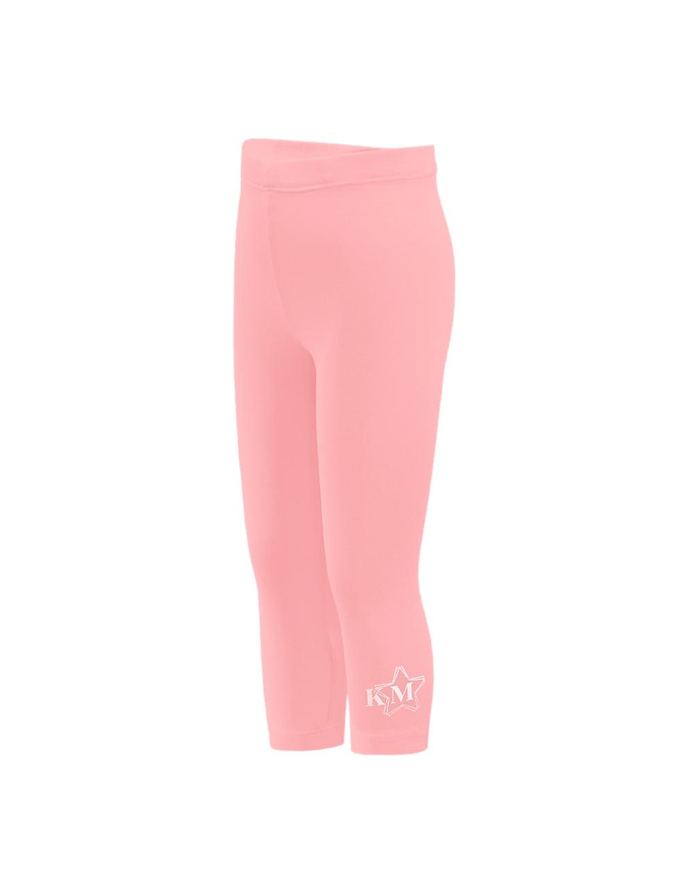 Бриджи для девочки KМ цв.Розовый