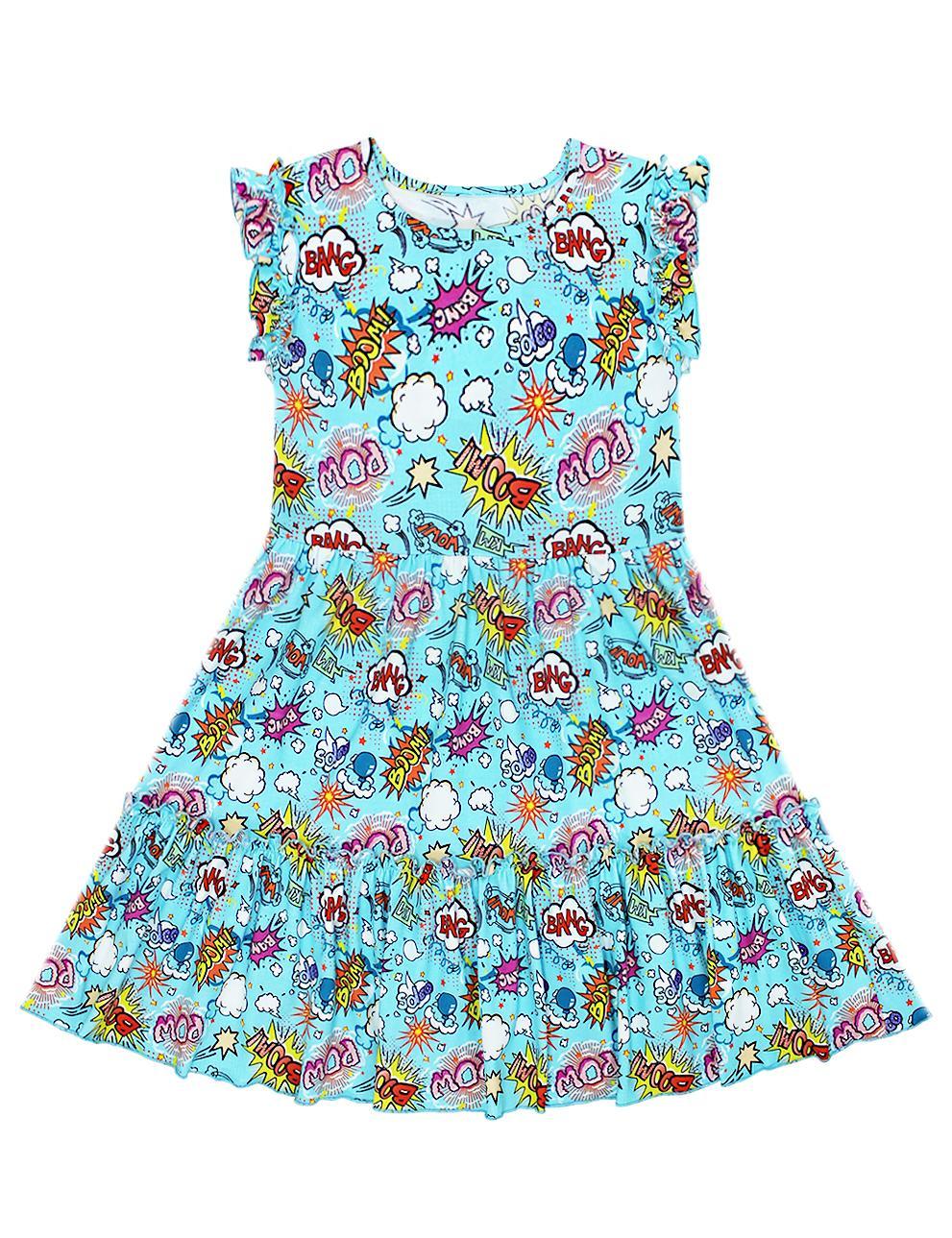 Платье для девочки KETMIN BOOM