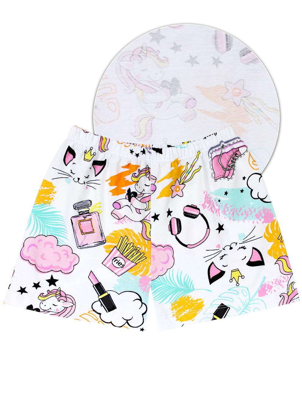 Пижама детская KETMIN Sweet Night цв.Белый