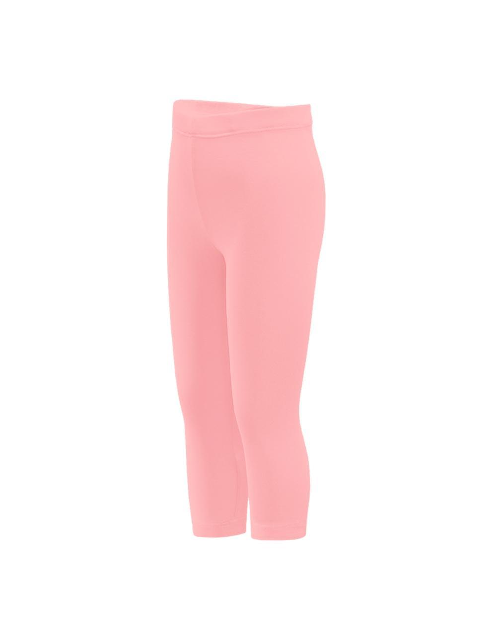 Бриджи для девочки цв.Розовый