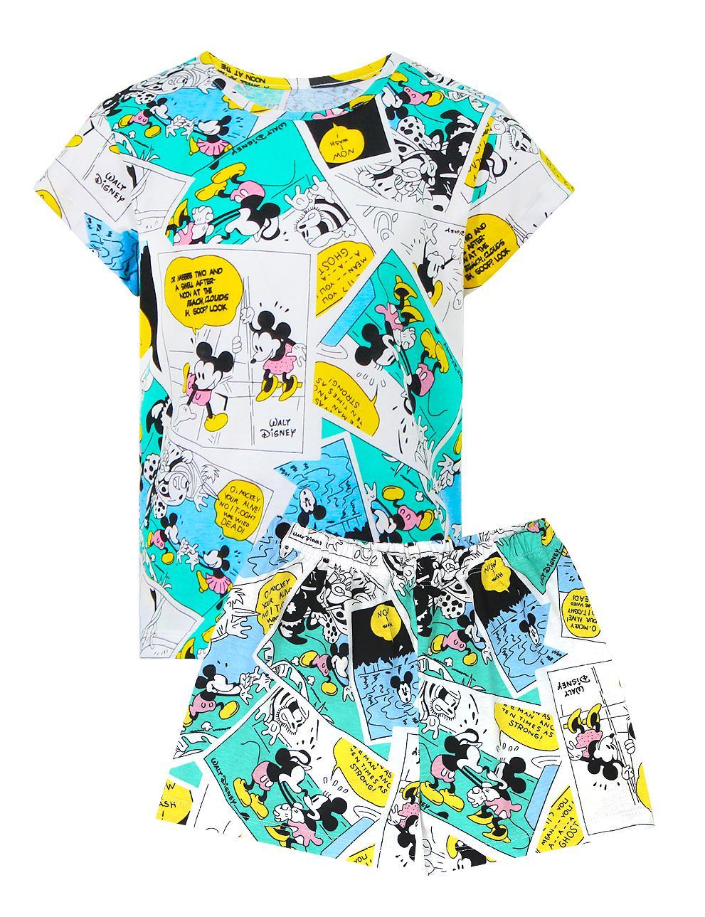 Пижама детская KETMIN Комиксы цв.Голубой