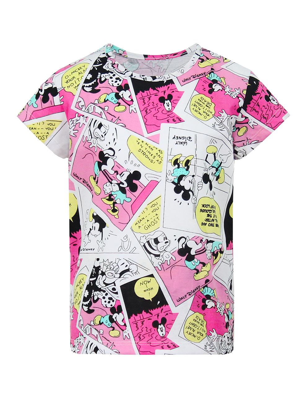 Пижама детская KETMIN Комиксы цв.Розовый
