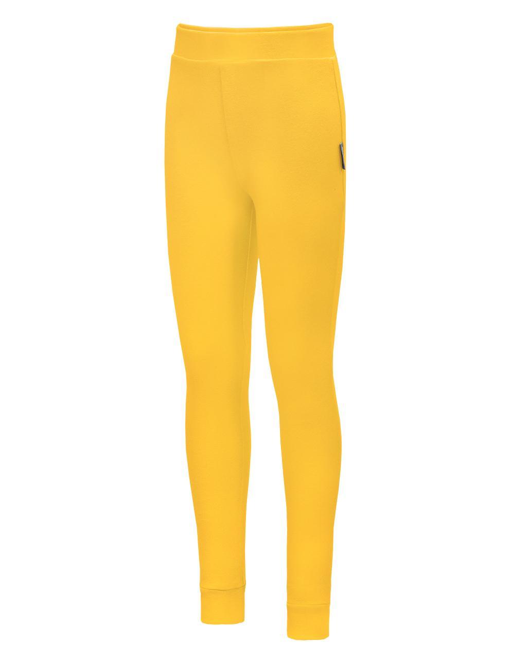 Легинсы для девочки KETMIN цв.Жёлтый