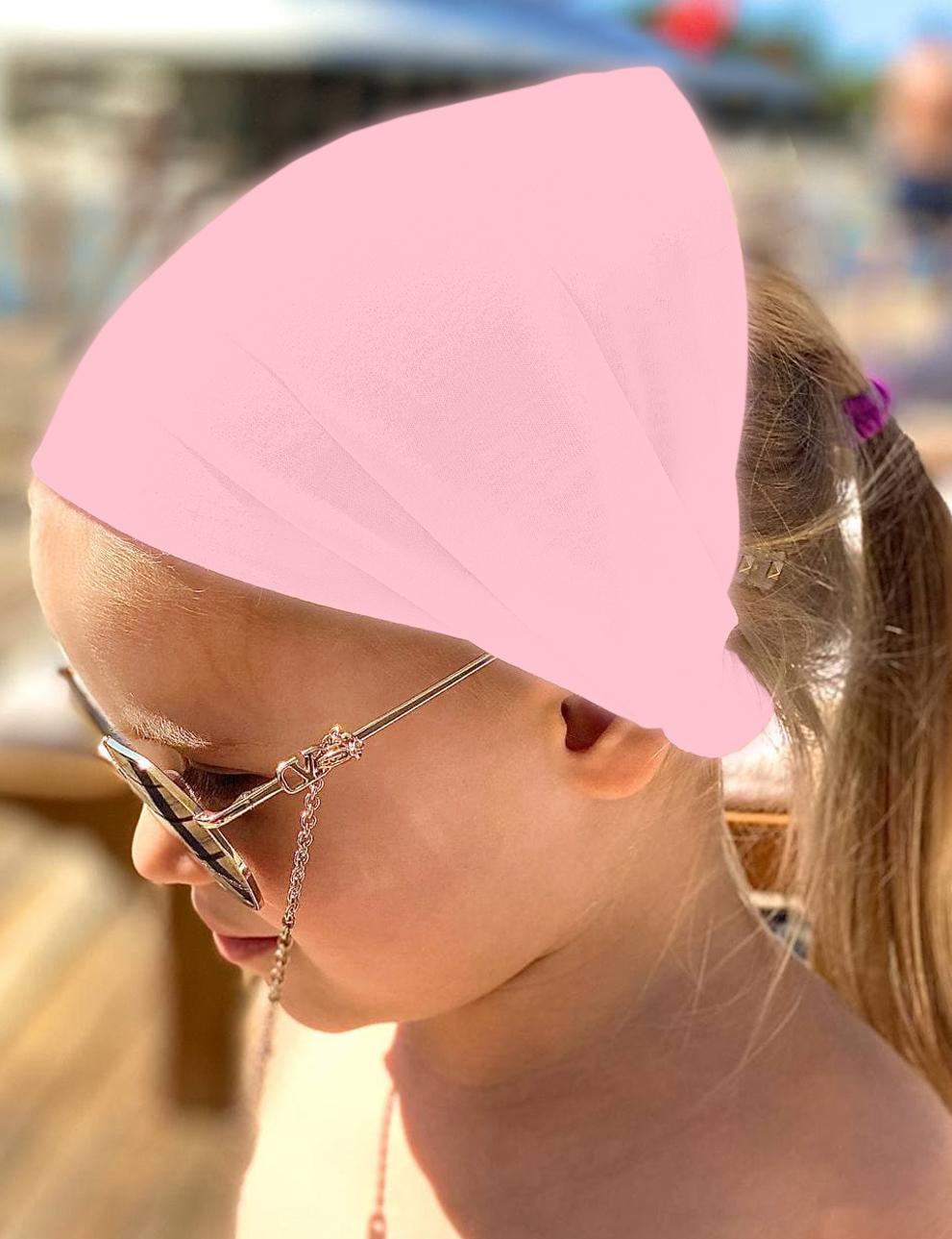 Бандана детская KETMIN цв.Розовый