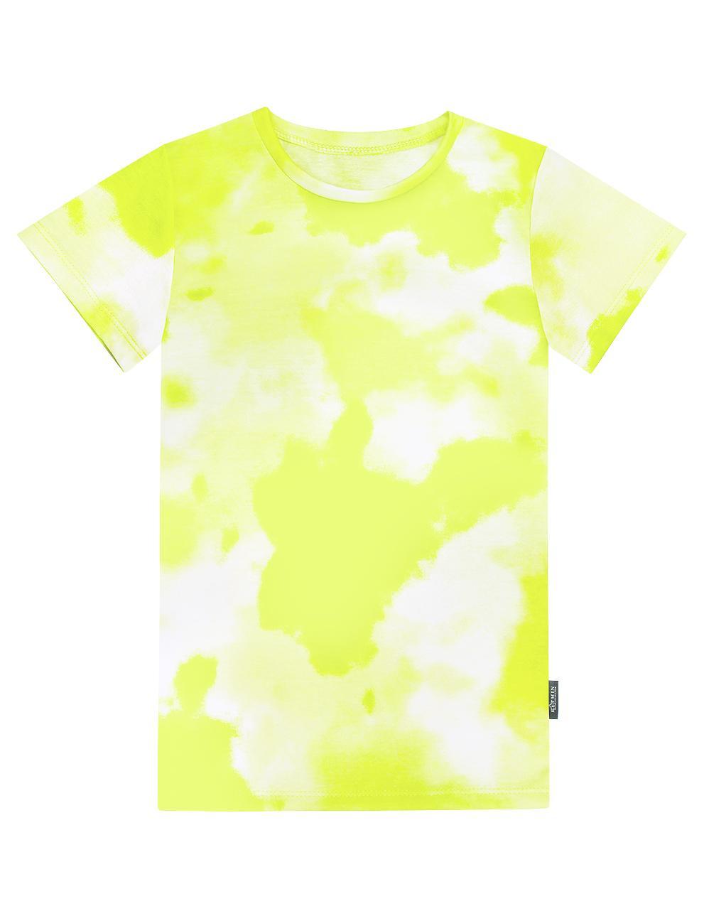 Детская футболка КЕТМИН цв.Тай Дай Желтый