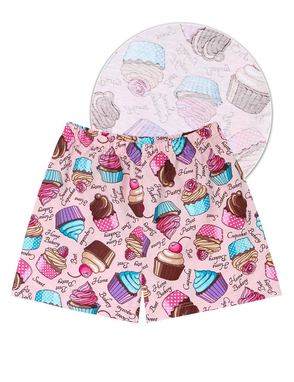 Пижама детская KETMIN Капкейки